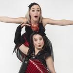 le Guinguette Show avec Virginie Lacour et Maud Mouvant (alias Maëlle)